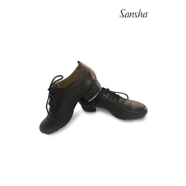 Pantofi de step Sansha în două culori T-BERLIN TA98L