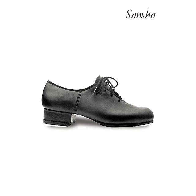 Pantofi de step Sansha cu șiret T-WORLD TA99L