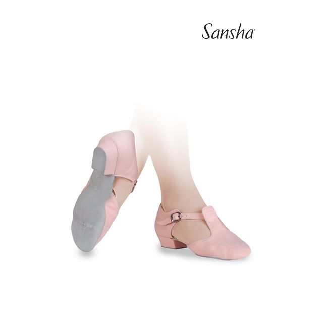 Pantofi Sansha pentru profesori DIVA TE4C