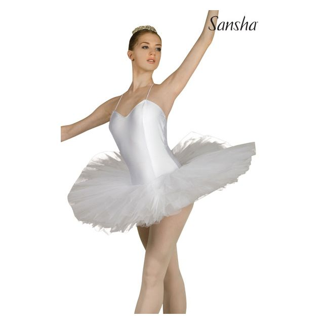 Rochie-tutu Sansha Professional SYLVIA TF014