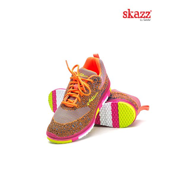 Sneakers Sansha Skazzcu talpa flexibilă JUICY W01M