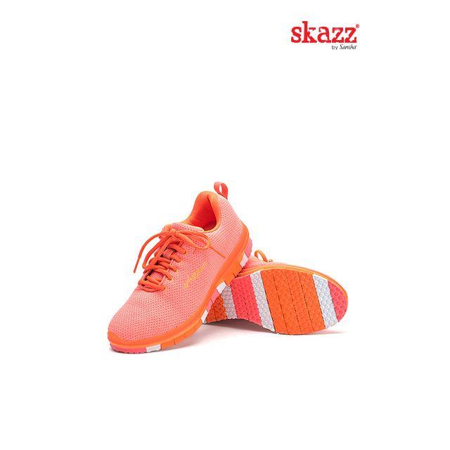 Sneakers Sansha Skazzcu talpa flexibilă ACID W03M