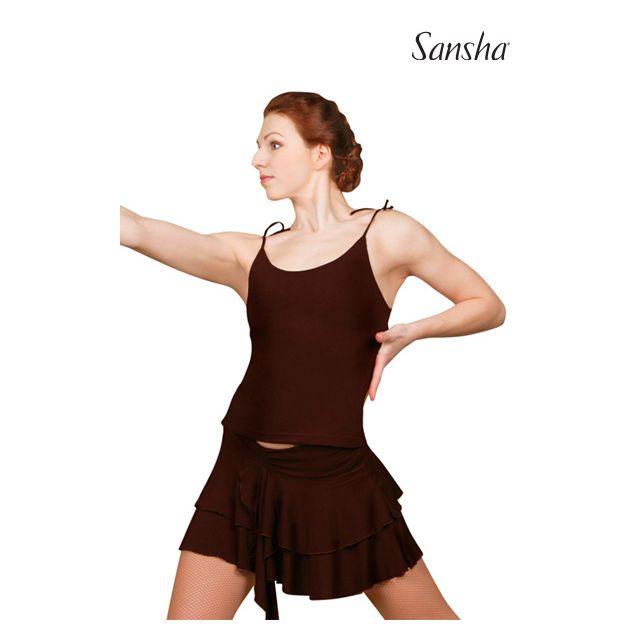 Maiou Sansha Ballroom cu bretele subțiri TRINITA W1003P
