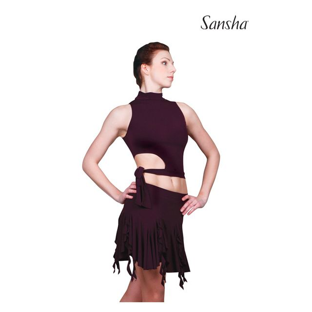 Top Sansha Ballroom TECLA W5001P