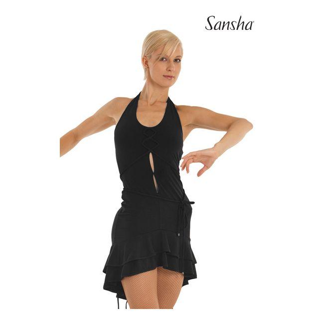 Rochie Sansha ballroom DELFINA W7701P