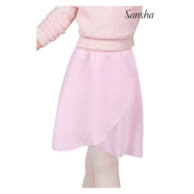 Sansha girls wrap skirt FELINE Y0728P