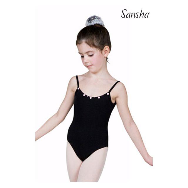 Costum de balet Sansha pentru fete KATE Y1501C