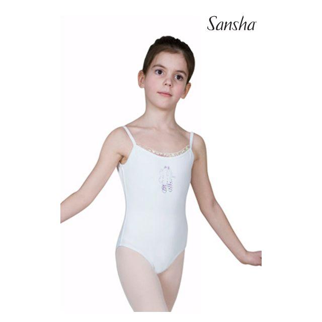 Costum de balet Sansha pentru fete EMILY Y1502C