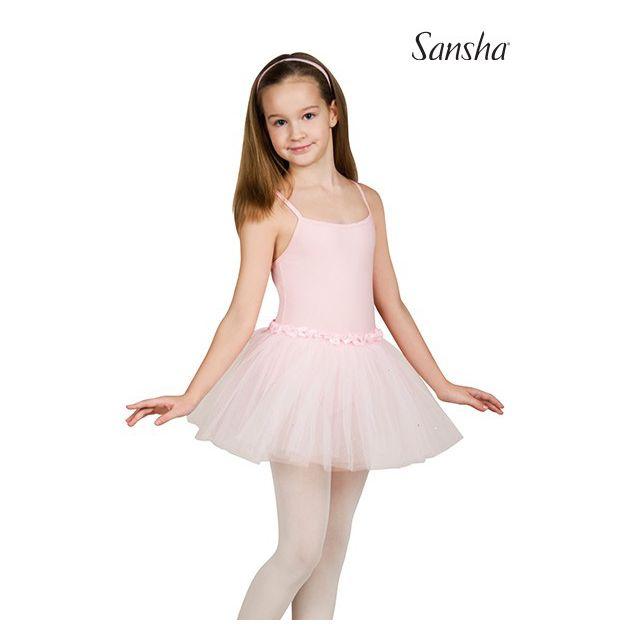 Rochie Sansha pentru fete cu bretele subțiri FAYE Y1706C