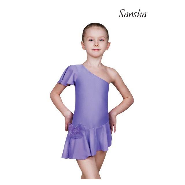 Rochie asimetrică Sansha Ballroom BECKIE Y1710P