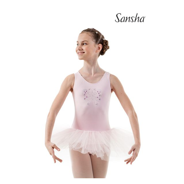 Rochie-tutu Sansha pentru fete ROMINA Y2701C