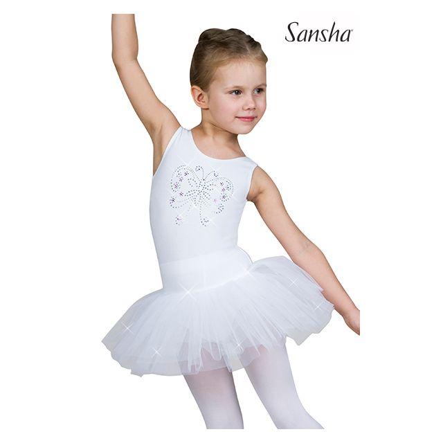 Rochie-tutu Sansha pentru fete SADIE Y2702C