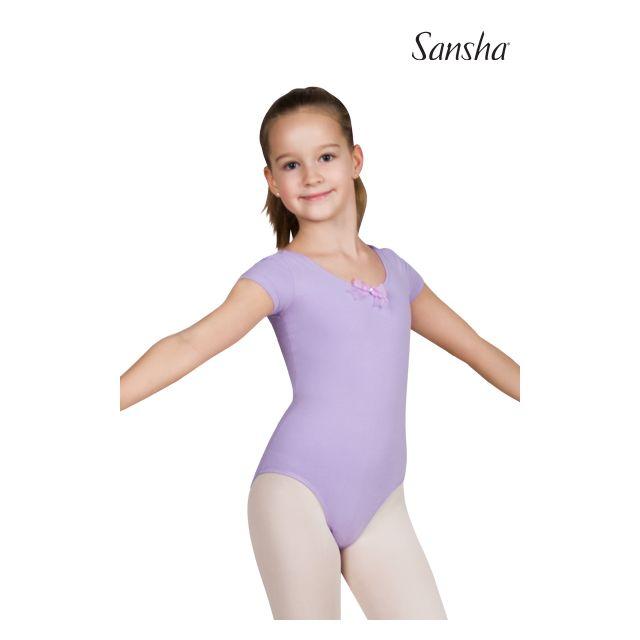 Costum de balet Sansha pentru fete FAUSTINA Y3517C