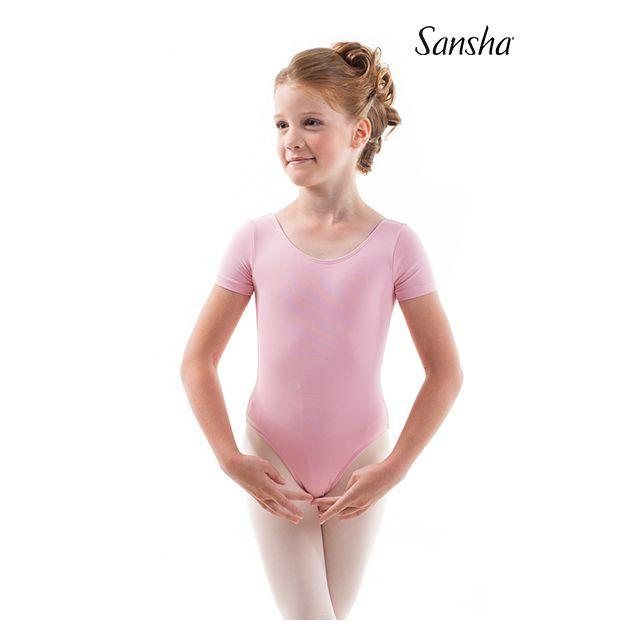 Costum de balet Sansha pentru fete FLOTTA Y3518M