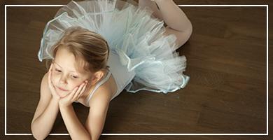 Costume de balet